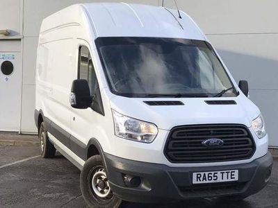 used Ford Transit 2.2 TDCi 125ps H2 Van, 2016 (65)