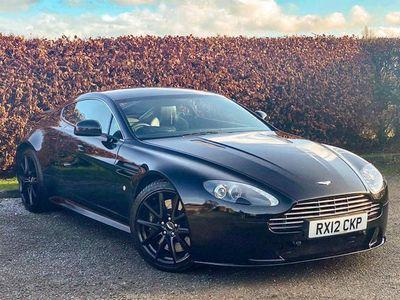 used Aston Martin V8 Vantage 0.0 S3d AUTO 430 BHP * SERVICE HISTORY *