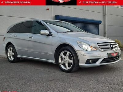 used Mercedes R320 R Class 3.0CDI Sport 7G-Tronic 5dr (7 seats)