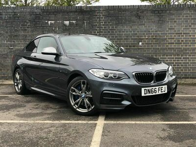 used BMW M240 Coupe