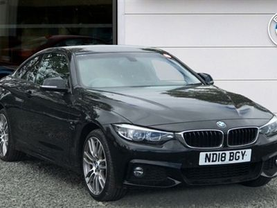 used BMW 420 4 Series i xDrive M Sport 2dr Auto [Professional Media] Coupe 2018