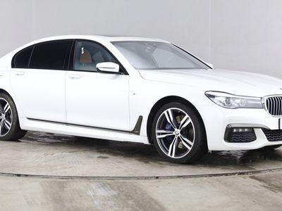 used BMW 740L d xDrive M Sport Saloon