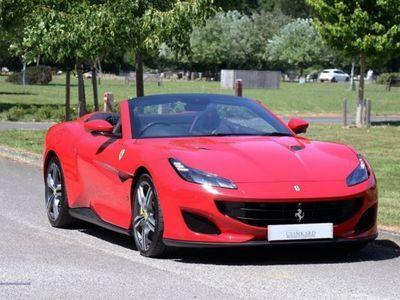 used Ferrari Portofino 3.8T V8 F1 DCT (s/s) 2dr Excellent Specification Convertible 2020