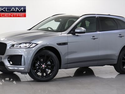 used Jaguar F-Pace 2019 692.0 Chequered Flag AWD 5dr