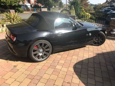 used BMW Z4 2.5 i Sport Roadster 2dr