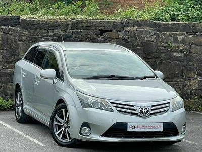 used Toyota Avensis 2.2 D-CAT TR 5dr