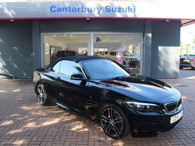 used BMW 218 2 SERIES I M SPORT 1.5 2dr