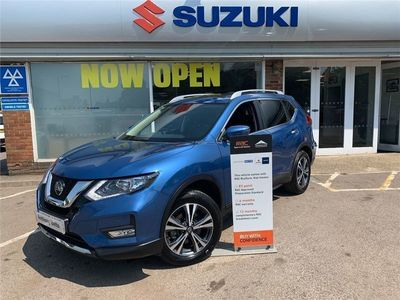 used Nissan X-Trail 1.3 Dig-T N-Connecta 5Dr [7 Seat] Dct