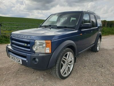 used Land Rover Discovery 2.7TD V6 XS Station Wagon 5d 2720cc