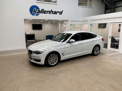 used BMW 325 3 Series 2.0 d Luxury GT (s/s) 5dr Auto