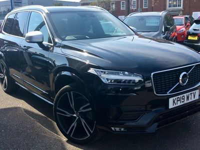 used Volvo XC90 II D5 R-Design Pro, 360* Surround View Camera, Automatic. 2.0 5dr