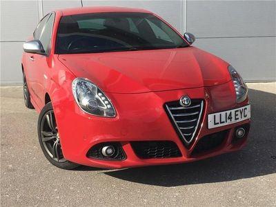 used Alfa Romeo Giulietta 1.4 Tb Multiair Exclusive 5Dr