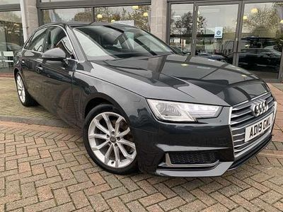 used Audi A4 Saloon Sport 35 TFSI 150 PS 6-speed