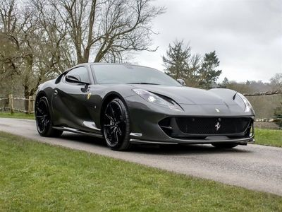 used Ferrari 812 Superfast 2dr Auto 19/19 - Canna Di Fucile Historic Paint - Exceptional Specification-