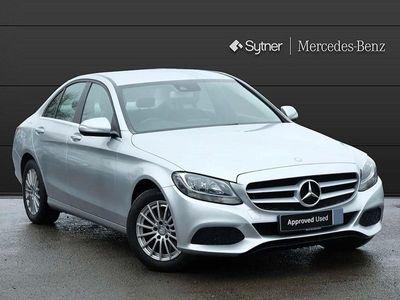 used Mercedes C220 C CLASSBlueTEC SE Executive 4dr