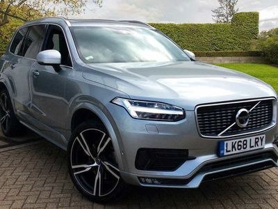 used Volvo XC90 II null diesel estate