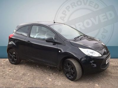 used Ford Ka 2016 Wooburn Green 1.2 Zetec Black Edition 3dr