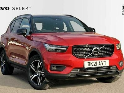 used Volvo XC40 T3 FWD R-Design Automatic