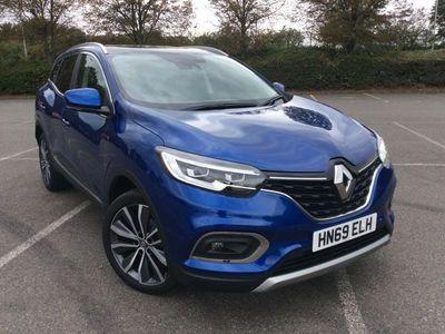 used Renault Kadjar 1.3 TCe S Edition (s/s) 5dr £500 deposit contribution SUV 2019