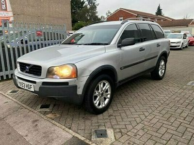 used Volvo XC90 2.9 T6 SE 5dr Geartronic
