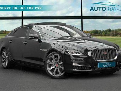 used Jaguar XJ 3.0d V6 Portfolio Auto (s/s) 4dr LWB