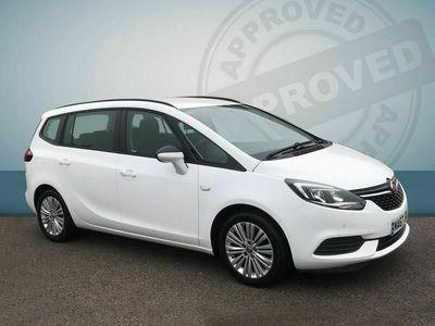 used Vauxhall Zafira 1.4T Design 5dr