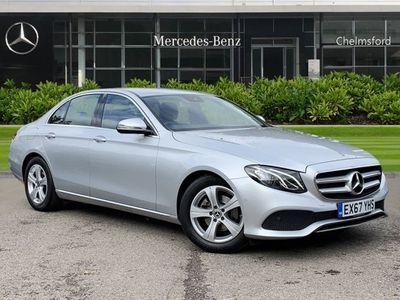used Mercedes E200 SE
