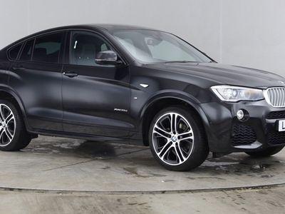 used BMW X4 xDrive35d M Sport