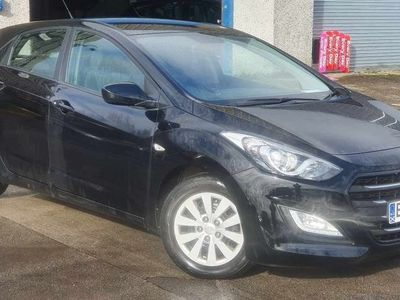 used Hyundai i30 1.6 Crdi Blue Drive S 5Dr