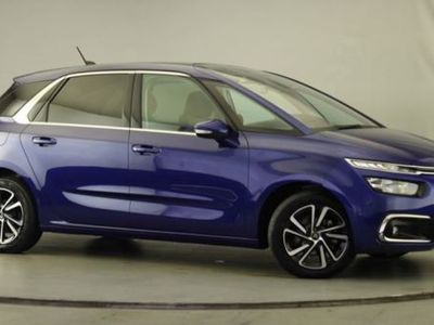 used Citroën C4 1.5 BlueHDi Feel (s/s) 5dr, 2019, People Carrier, 6000 miles.