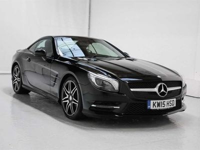 used Mercedes SL400 Sl-Class 3.0AMG Sport 2-Dr Convertible 2dr