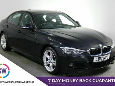 used BMW 318 3 Series D M SPORT 2.0 4dr