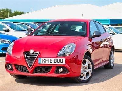 used Alfa Romeo Giulietta 1.4 TB MultiAir 150 Sprint 5dr