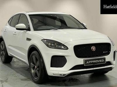 used Jaguar E-Pace D150 Chequered Flag AWD 2.0 5dr