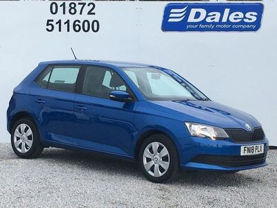 used Skoda Fabia Hatchback S 1.0 TSI 95PS 5d
