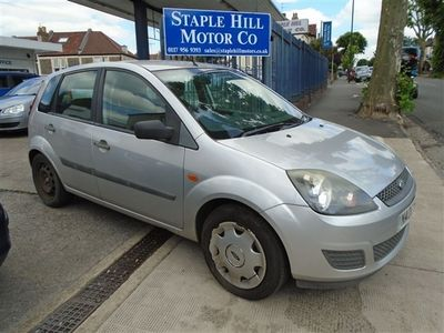 used Ford Fiesta STYLE 16V