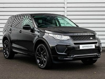 used Land Rover Discovery Sport 2.0 Si4 (290hp) HSE Dynamic Lux 5dr
