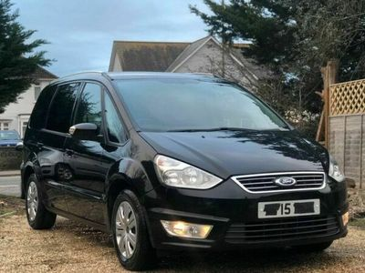 used Ford Galaxy 2.0 5dr