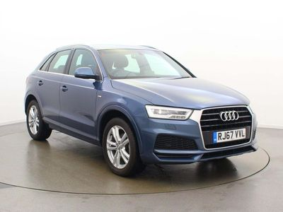 used Audi Q3 1.4 TFSI CoD S line Edition S Tronic (s/s) 5dr Auto