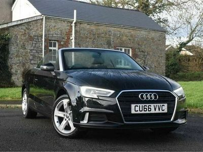 used Audi A3 Cabriolet Sport 1.4 TFSI cylinder on demand 150 PS 6-speed