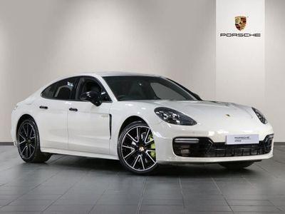used Porsche Panamera 2018 Leeds 4 E-Hybrid 5dr PDK