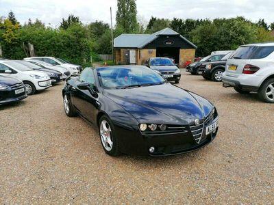 used Alfa Romeo Spider Convertible 2.2 JTS 2d