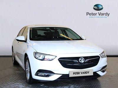 used Vauxhall Insignia 1.5T SRi 5dr 2018