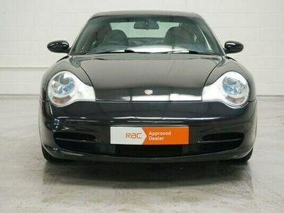 used Porsche 911 Targa 2dr Tiptronic S