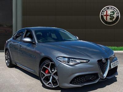 used Alfa Romeo Giulia 2.0 Tb 280PS Veloce Performance Brake 4dr Auto