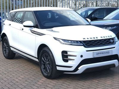 used Land Rover Range Rover evoque 2019 Peterborough 2.0 D150 R-Dynamic 5dr 2WD