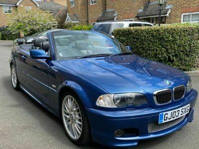used BMW 330 Cabriolet