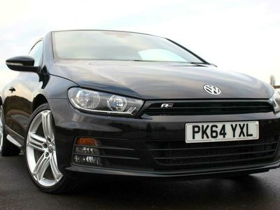 used VW Scirocco 2.0 TDi BlueMotion Tech R Line 3dr DSG