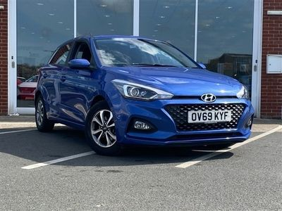 used Hyundai i20 1.0 T-GDi SE 5dr Auto hatchback 2019