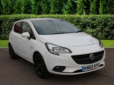 used Vauxhall Corsa 5dr Hat 1.4 90ps Griffin Hatchback 2019